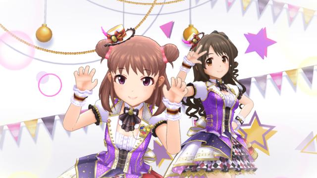 Twin☆くるっ★テール 【デレステ】 ―めっちゃ盛ってる城ヶ崎姉妹―